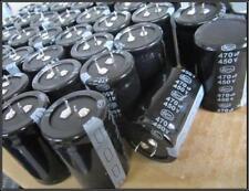 Kondensator Elektrolyt Lade Elko 470µF 450V 85°C 35x50mm 1 Stück