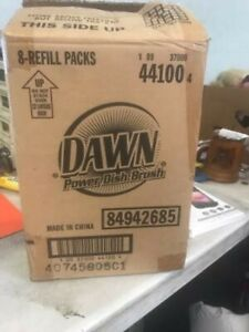 Dawn Power Dish Brush Replacement Scrubber Heads Two Pack 44100