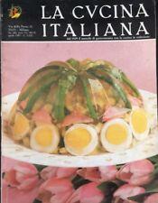 """Riviste """"Cucina Italiana"""" dal 1987 al 2016"""