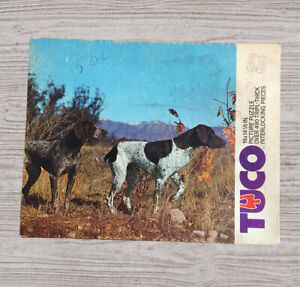 """Vintage TUCO Puzzle No.5980 """"On The Point"""" Tripl-Thick  #A80"""