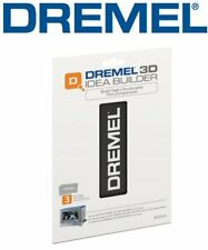 Dremel 3D20 Idea Builder 3D Printer Build Tape (3 No) (2615BT01JA)