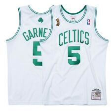 b2c99acf71d3 2007-08 Kevin Garnett NBA Boston Celtics Mitchell   Ness Authentic Home  Jersey