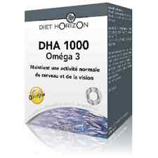 Diet Horizon - DHA 1000 - 60 Capsules