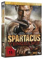 Spartacus: Vengeance - Die komplette Season 2 [4 DVDs](FSK 18/NEU/OVP)