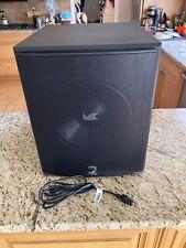 """New listing MK Sound M&K Miller & Kreisel SB1250 THX 12"""" Powered Subwoofer -Great!!"""