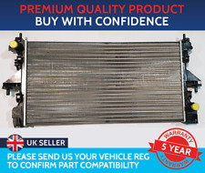 RADIATOR TO FIT PEUGEOT BOXER CITROEN RELAY JUMPER 2.0 BlueHDi DIESEL NO AIR CON