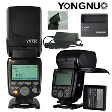 YONGNUO YN720 Pro Kit Lithium Battery Speedlite FOR Nikon canon Sony FujiFilm US