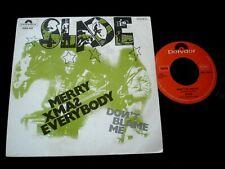 """SLADE/MERRY XMAS EVERYBODY/BELGIUM SP 7"""" 1973"""