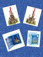 DISNEY CASTLE COLLECTION SNOW WHITE ORNAMENT Wicked Queens Castle CHRISTMAS Gift