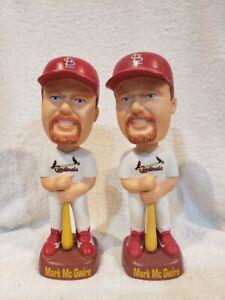 1998 Mark McGwire SAMS PUMA&NIKE Shoe Variations Bobbleheads St. Louis Cardinals