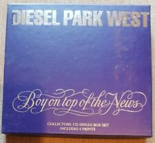 DIESEL PARK WEST - Boy On Top Of The News ~CD Single~ *Collectors CD Box*