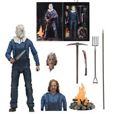 """NECA Friday the 13th Part 2 II Jason Voorhees Ultimate 7"""" Action Figure 1:12 NIB"""