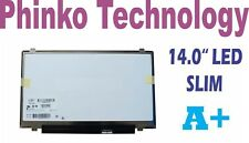 "14"" Glossy LED SLIM Screen Compatible N140BGE-LA3"