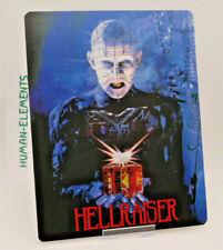 HELLRAISER - Lenticular 3D Flip Magnet Cover FOR bluray steelbook