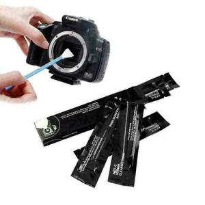 5Pcs/Set APS-C CCD/CMOS Sensor Cleaning Swab Kit For DSLR Lens Camera W8W8 U3Q4