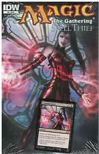 Magic The Gathering Spell Thief #2  with MTG Consume Spirit Card  IDW