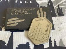 Disney Parks Star Wars Galaxy's Edge Batuuan Spira Silver Metal Coin Gift Card