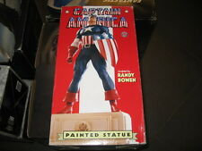 "--CAPTAIN AMERICA ""retro"" Marvel BOWEN STATUE--"