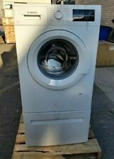 New Bosch300 series 24� White Stackable Front-Load Compact Washer Wat28400Uc