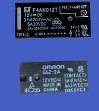 Dynaudio BM15A or BM6A Speaker Relay Pair - Fix those Great Speakers Now!