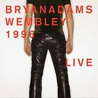 Bryan Adams - Wembley 1996 Live [CD]