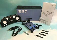 Eachine E57 WiFi FPV Selfie Drone 2MP 720P HD Camera Auto Foldable Altitude Hold