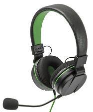 Snakebyte Head Set X - On-Ear-Stereo-Headset für PS4, PC, Xbox One, Laptop