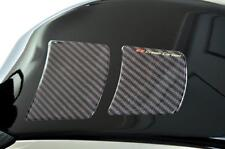 Carbon Fibre Finish Side Tank Protectors - Honda VTR1000 RVT1000R RC51 SP1 SP2