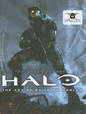 Halo: The Great Journey...the Art of Building Worlds by Titan Books: New