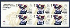 MS3349a London 2012 Olympic games - Victoria Pendleton Keirin UNMOUNTED MINT/MNH