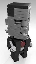 Constructibles® CubeVille Frankenstein's Monster - Halloween LEGO® Parts & Instr