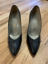 Extremely Rare Vintage Unworn Christian Dior Bonwit Teller Roger Vivier Shoes