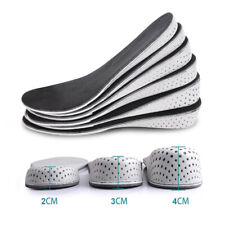 Height Insole Heel Lift Shoe Pad Increase Pad Taller 2018 Fashion Soft