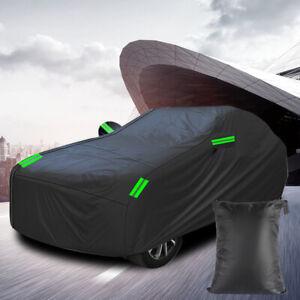 Car SUV Full Cover Waterproof UV Sun Dust Rain Resistant Storage Protection 1PC