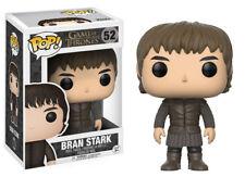 Game Of Thrones Bran Stark POP #52 Vinyl Figure FUNKO