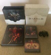 Diablo 3 Collector's Edition PC, no Completa!!!