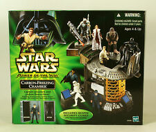 Star Wars POTJ Carbon Freezing Chamber mint in Opened Box