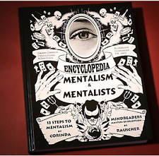 13 Steps to Mentalism PLUS Encyclopedia of Mentalism and Mentalistfrom Murphy's