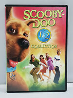 Scooby-Doo  1 & 2 Collection - 2 DVD Sarah Michelle Gellar Matthew Lillard