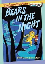 Brand New Kid's Book BEARS IN THE NIGHT Stan Berenstain - Fast FREE Shipping