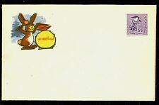 1961 Hare,Rabbit,Lapin,Bunny,Doll Girl,Costume,Romania,lilliput,rare mini cover