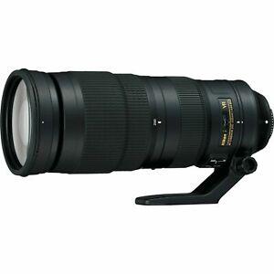 Nikon AF-S NIKKOR 200-500mm f/5.6E ED VR Telephoto Zoom Lens - MINT Condition