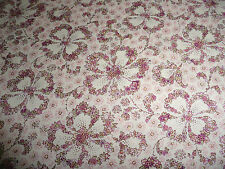 Daisy of Roses lavender sage green cotton quilting fabric Quilt Gate Mary Rose