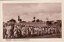 9527) WW ETIOPIA, MACALLE', INDIGENI CHE SI SOTTOMETTONO.