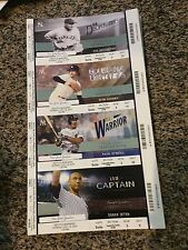 2015 NEW YORK YANKEES VS SEATTLE MARINERS SUITE TICKET STUB 7/19 PAUL O'NEILL