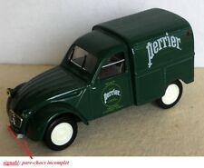 Citroen 2 CV Fourgonnette Source Perrier 1/43ème