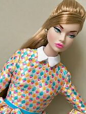Fashion royalty Paper Doll Poppy Parker Doll 12 in (environ 30.48 cm) nude