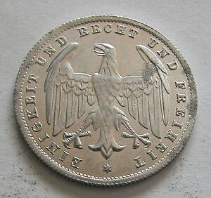 GERMANY - ALUMINUM 500 MARK 1923A- KM # 36 X.F