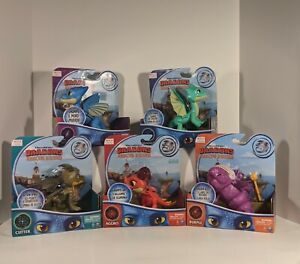 Dreamworks HTTYD Dragons Rescue Riders Complete Set With Super Rare Aggro🐉🐲