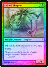 Spined Thopter FOIL New Phyrexia NM Artifact Blue Common MAGIC CARD ABUGames
